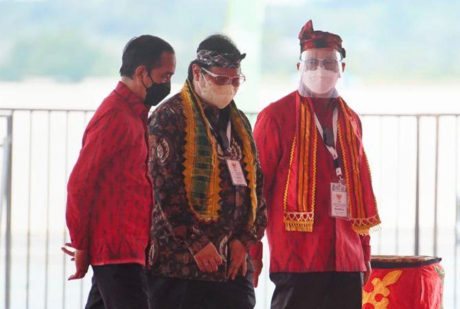 Ajak KADIN Indonesia Lihat Pandemi sebagai Kemandirian Jangka Panjang