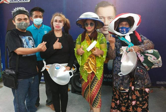 HM Syarif Hidayatullah ST MMT: Kangen Karnaval