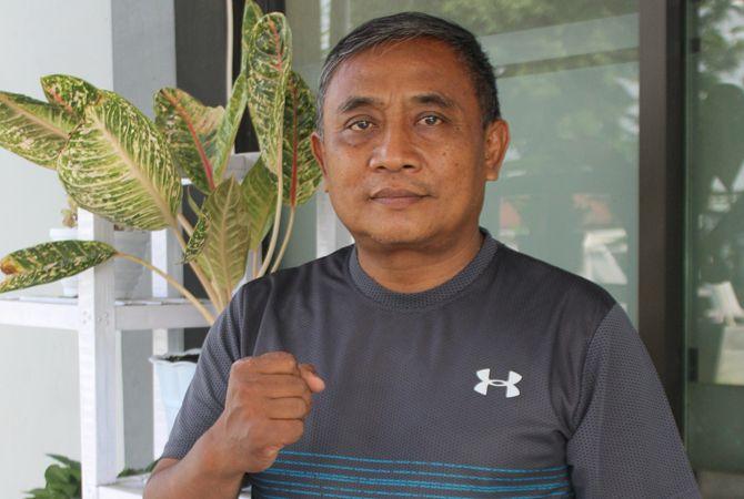 Sutikno Sekretaris Dinas Perhubungan Jombang.