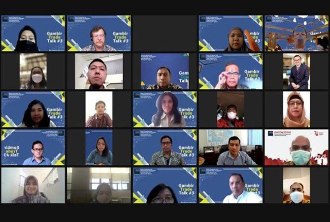 Dialog Gambir Trade Talk merupakan salah satu forum diskusi rutin yang diselenggarakan oleh Badan Pengkajian dan Pengembangan Perdagangan (BPPP) dalam mendukung kebijakan Kemendag
