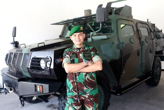 Kolonel (Inf) Slamet Riadi, Danbrigif Mekanis 16/WY