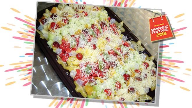 Salad Segar Asli Homemade