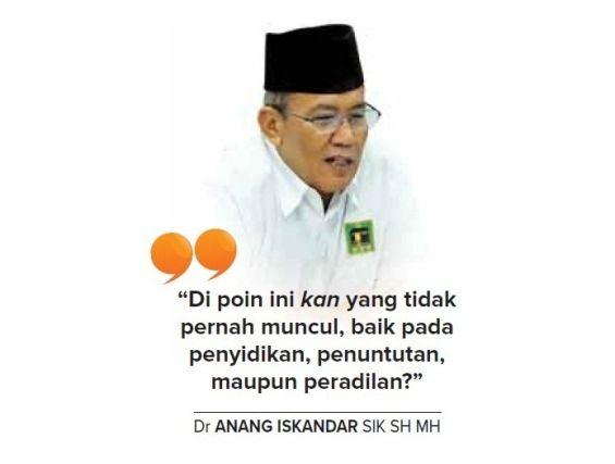 Dr Anang Iskandar SIK SH MH