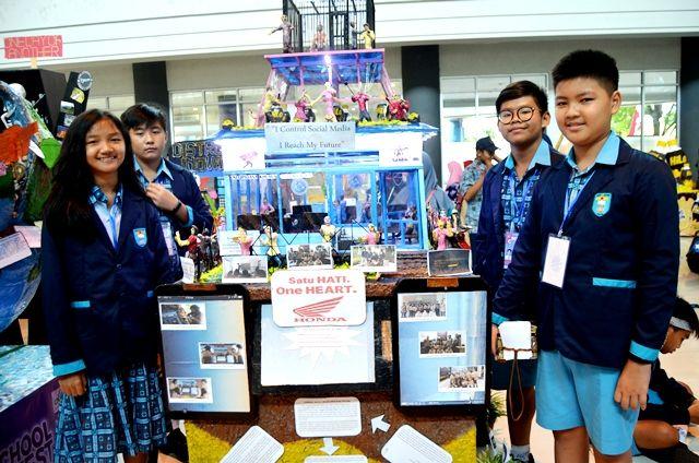 smpk petra mading school contest xii