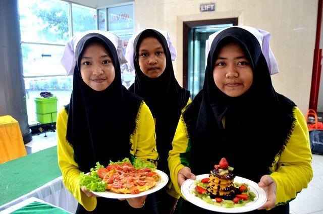 masak asik school contest xii