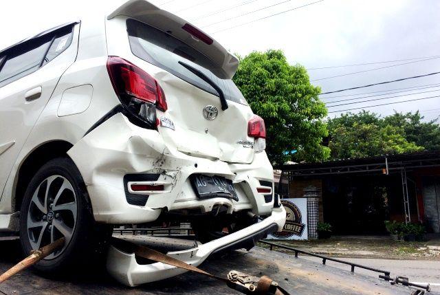 kecelakaan beruntung manisrenggo