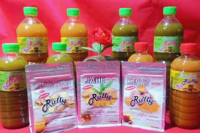 "Minuman Tradisional ""Rully"""