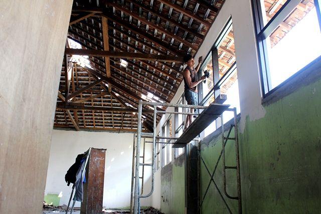 sekolah rusak ngronggo