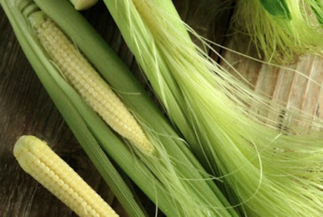 Si Imut Baby Corn
