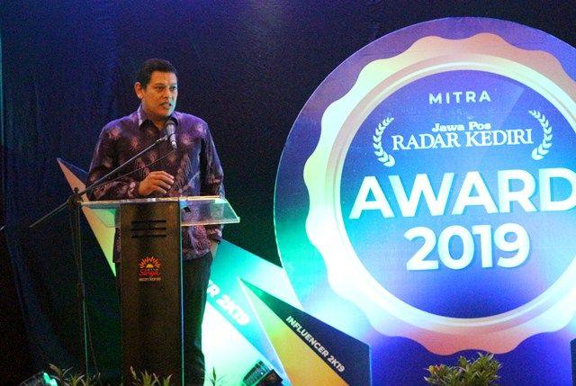 Mitra Jawa Pos Radar Kediri Award