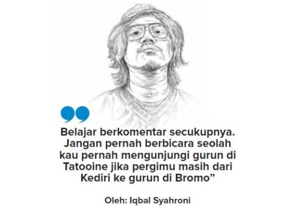 Iqbal Syahroni