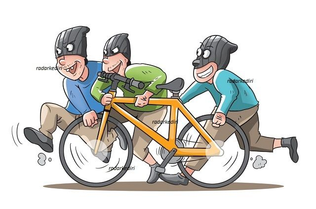 Curi Sepeda