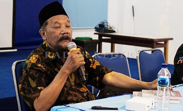 Mengenang Agus Sunyoto Sang Budayawan Nusantara (6)