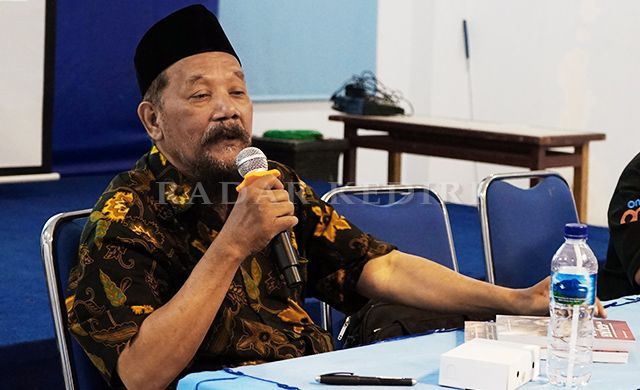 Mengenang Agus Sunyoto Sang Budayawan Nusantara (9)