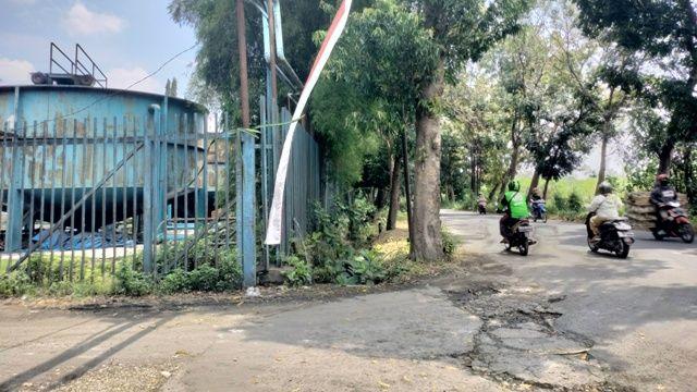Polisi Bawa Contoh Luberan Air ke Laboratorium Forensik