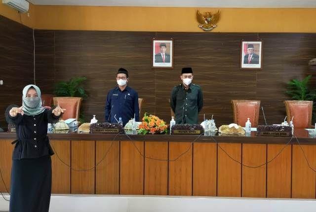 DPRD Nganjuk Minta Pemkab Genjot Pendapatan Asli Daerah