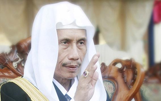 Hadrotul Mukarrom Kanjeng Romo KH Abdul Madjid, RA, Pengasuh Perjuangan Wahidiyah dan Pondok pesantren Kedunglo.