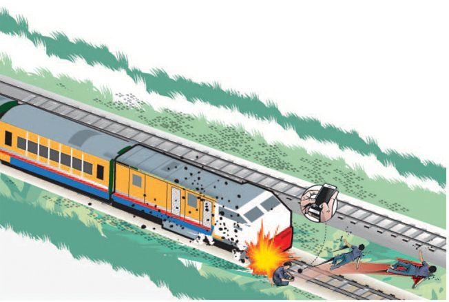 Asyik Main Gawai di Bantalan Rel, Rifai Tersambar Kereta, Tewas…