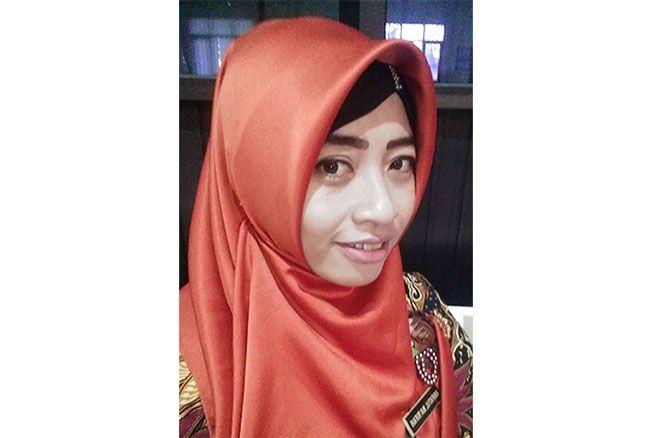 Arifatul Ma'rifah, S.Kom.; Guru Mapel Multimedia SMKN 1 Purwodadi Kabupaten Grobogan