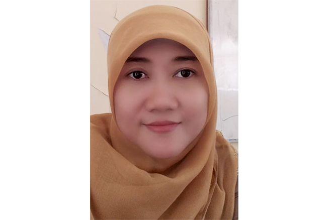 Rima Utami, S.T.; Guru SMP 2 Mejobo Kudus
