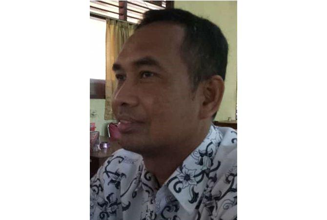 Sarjono, S. Pd.; Guru Matematika di SMP Negeri 1 Gabus Pati