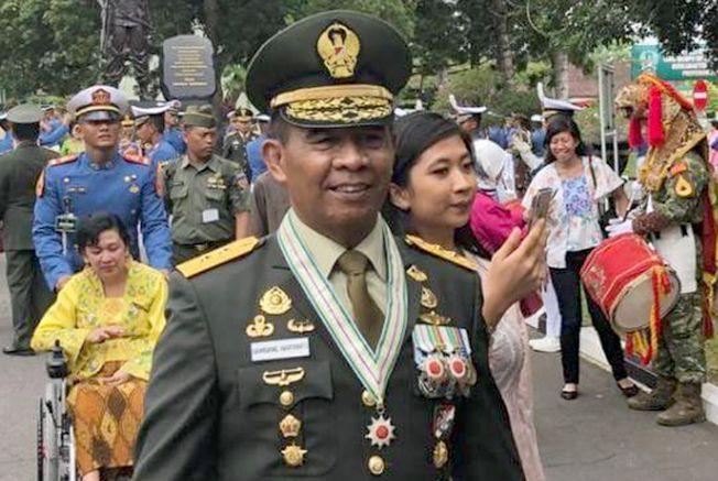 Mayjen Bambang Haryanto