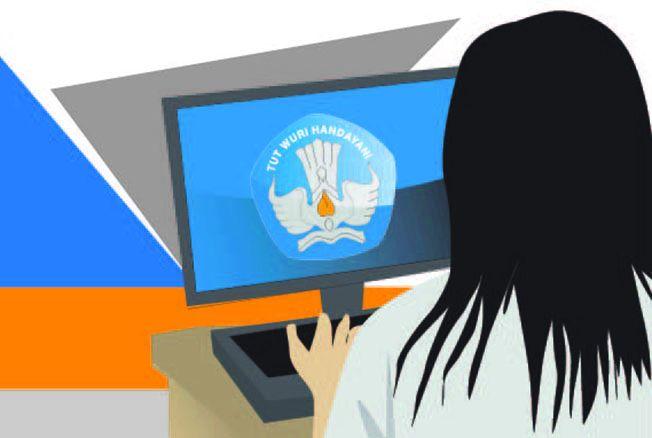 Sempat Alami Gangguan Server, UNBK SMP di Jepara Berjalan Lancar