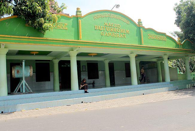 MASJID TERTUA: Masjid Baiturrohim termasuk masjid tertua di Pati, bahkan lebih dahulu ketimbang masjid agung.