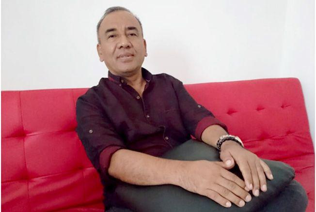 Jamari, Sekretaris Komisi D DPRD Kabupaten Pati, yang juga pemerhati seni budaya di Kabupaten Pati.