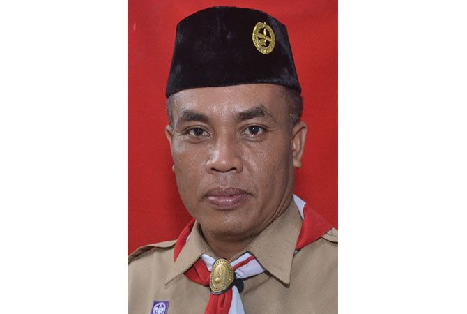 H. Soleh Prihatin, SP.d, MP.d.; Guru SMAN 2 Bae Kudus