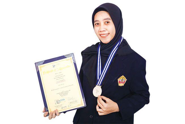 Alfiana Mega Susanti, Mahasiswi UMK Kudus