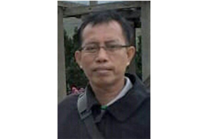 Amin Iskandar S.Pd.SD.; Guru SDN 2 Ngaringan