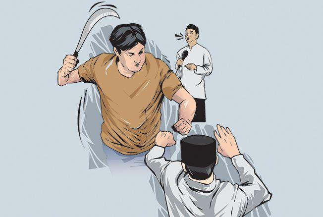 Tersinggung Syair Pujian Usai Azan, Rawuh Ngamuk Bacok Takmir Musala