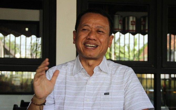 Sam'ani Intakoris, Sekretaris Daerah Kabupaten Kudus