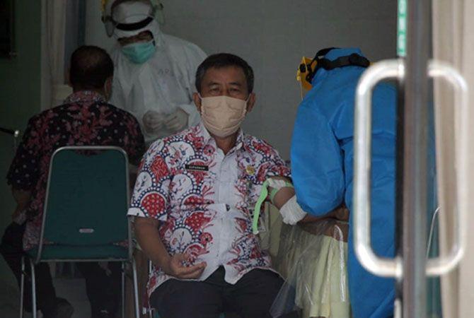 45 Orang Ikut Rapid Test, Lima Pejabat Kota Garam Dinyatakan Reaktif