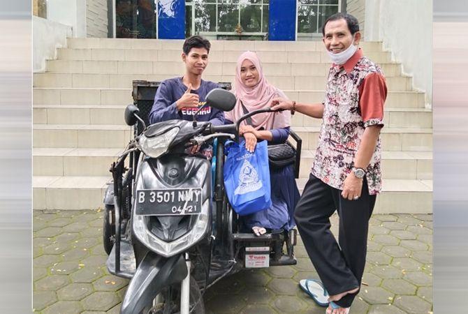 Inspirasi Arif dan Anik Mahmudah