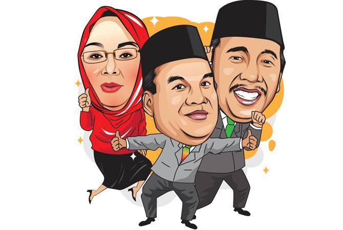 Abdul Hafidz dan Sri Sumarni Bertahan, Arief Rohman Naik Jadi Bupati
