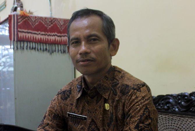Haryanto, Kabid SMP Disdikpora Jepara