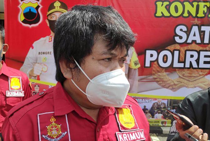 AKP Bambang Sugito,Reskrim Polres Rembang