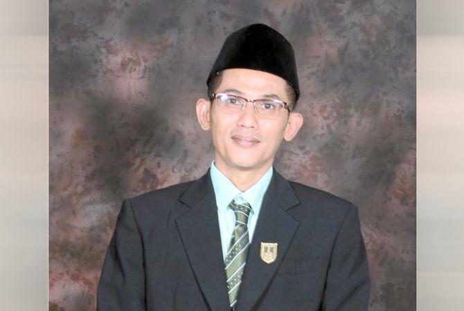 SANTAI DULU:Ketua DPC Ulwan Hakim menyatakan tak maju dalam bursa pemilihan wakil bupati Kudus