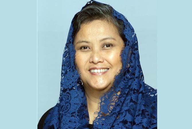 Lestari Moerdijat, Wakil Ketua MPR RI