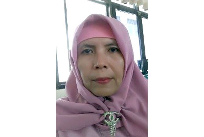 Bambini Eko Kapti, S.Pd.SD.; Guru SD Negeri Rukem, Sulang, Rembang