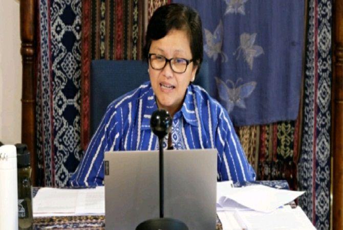 Wakil Ketua MPR RI Lestari Moedijat