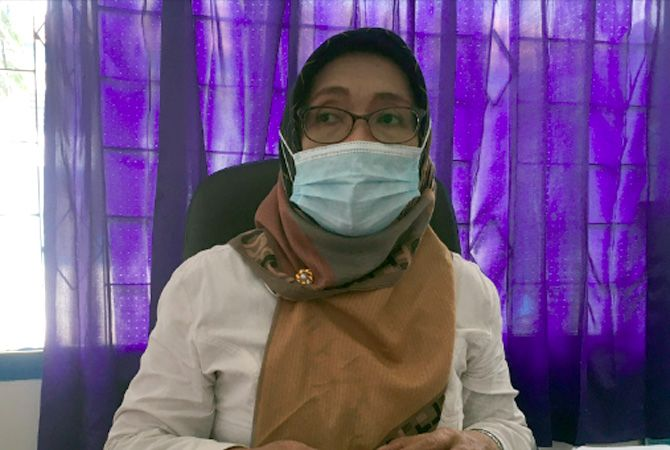 Tri Haryumi, Kabid Pemberdayaan Sosial dan Fakir Miskin pada Dinas Sosial Kabupaten Pati