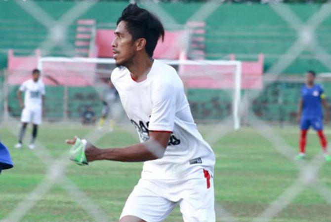 SENIOR: Ardan Aras, mantan pemain PSM Makassar kini jadi benteng pertahanan Persijap Jepara.