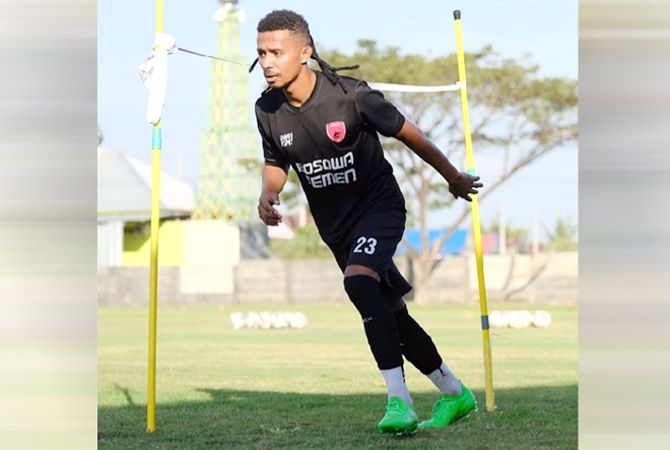 PINJAM: Pemain asal PSM Makassar resmi dipinjamkan ke Persijap Jepara untuk arungi Liga 2 musim ini.