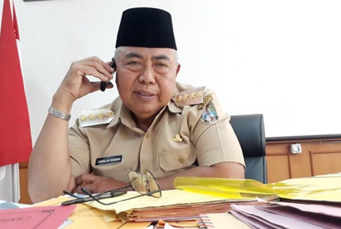 Bupati Sampang H. Fadhilah Budiono