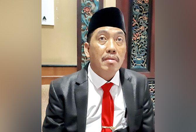 Ketua DPRD Sumenep Herman Dali Kusuma