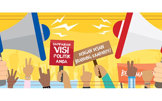Kampanye di Media 24 Maret–13 April