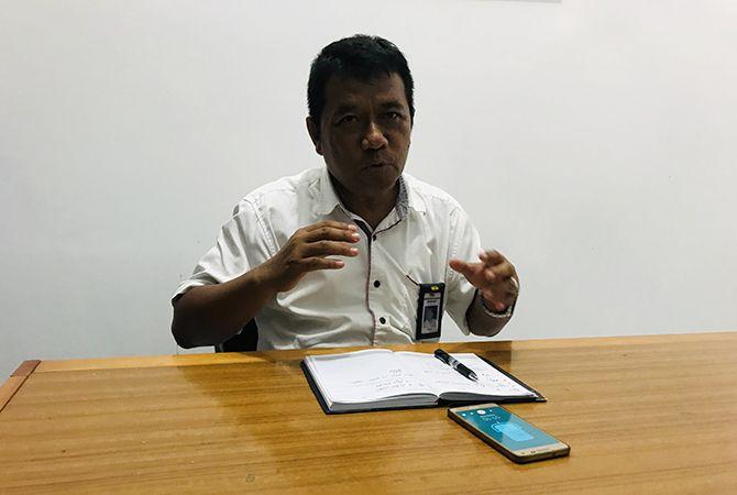 Rojikan  Kasubbag Keuangan dan Umum BBWS Brantas.